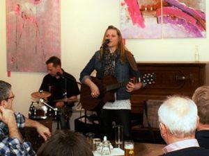 Reese & TheRebels im Kulturcafé Papperlapapp