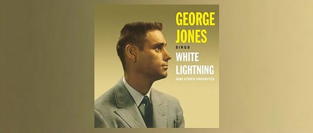 George Jones - White Lightning