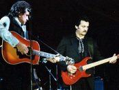 Johnny Cash & Bob Wootton