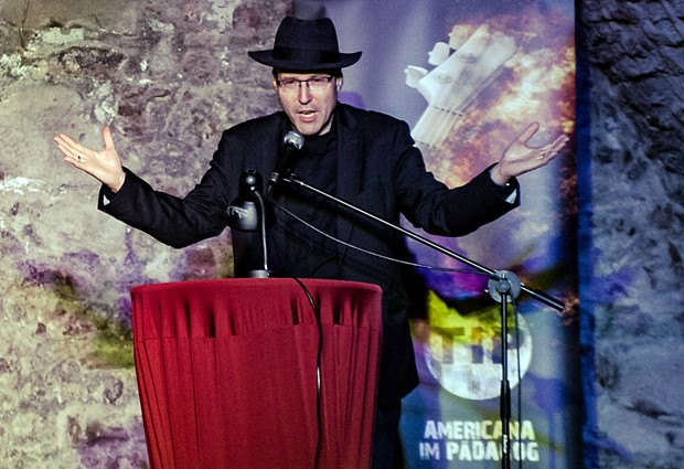 Thomas Waldherr - Americana im Pädagog 2017