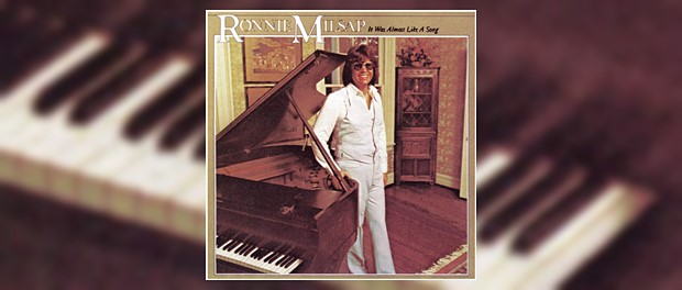 Ronnie Milsap - It Was Almost Like A Song