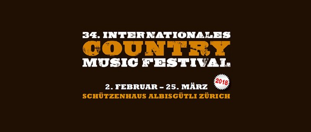 Country Music Festival Albisgütli 2018