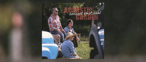 Acoustic Garden - Concept Emotional