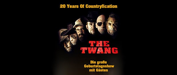 The Twang - 20 Years of Countryfication