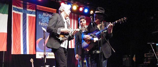 Bühler Bluegrass Festival 2018 - Peter Rowan