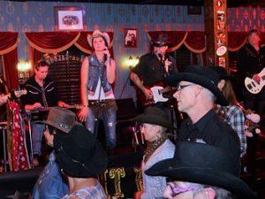 Straight Flush live im Yukon Saloon