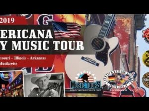 The Americana Country Music Tour 2019