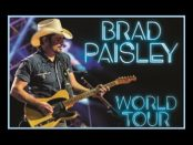 Brad Paisley - World Tour 2019