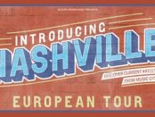 Introducing Nashville European Tour 2019