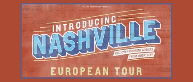 Introducing Nashville European Tour 2019