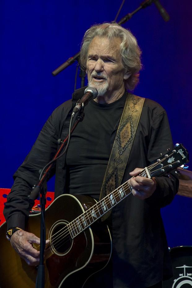 Kris Kristofferson - Live