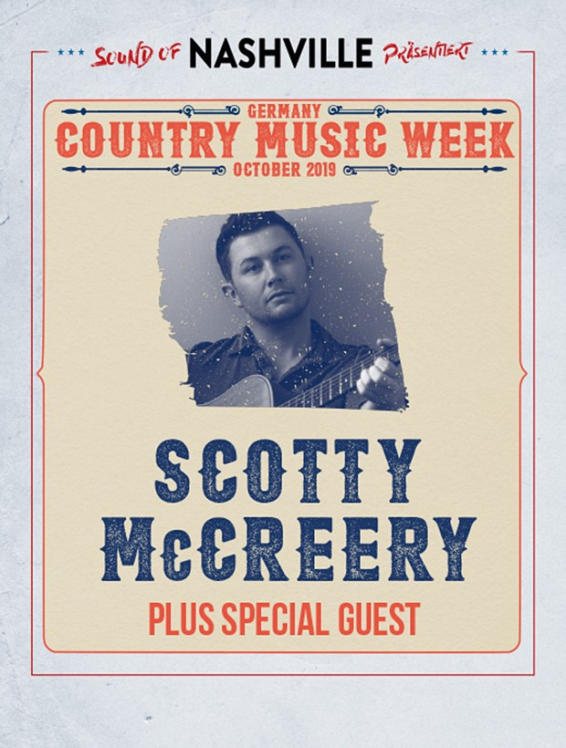 Country Music Week - Scotty McCreery
