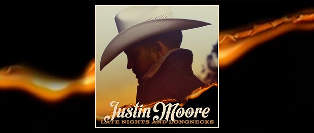 Justin Moore - Late Nights And Longnecks