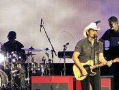 Brad Paisley & Band live im Tempodrom in Berlin