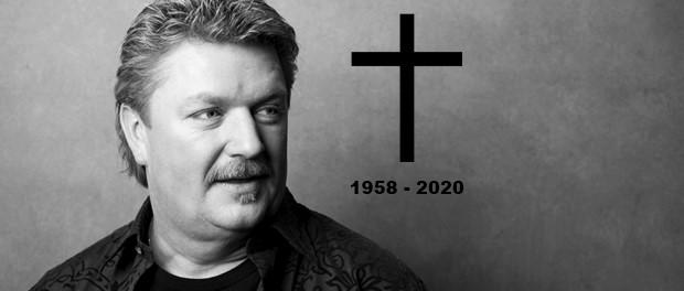 Joe Diffie: 1958 - 2020