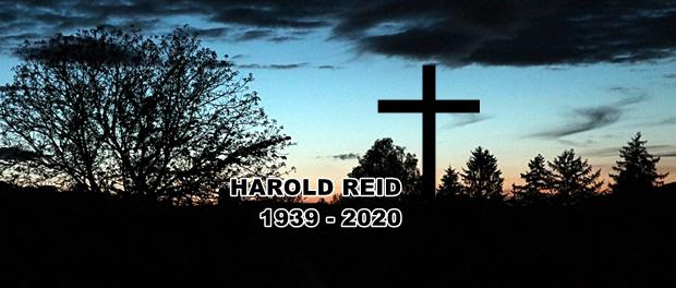 Harold Reid: 1939-2020