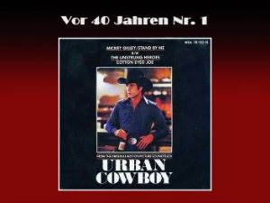 Mickey Gilley - Stand By Me. Aus dem Film Urban Cowboy