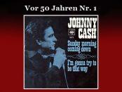 Johnny Cash - Sunday Mornin' Comin' Down