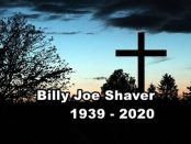 Billy Joe Shaver starb am 28. Oktober 2020