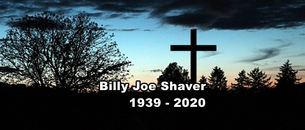 Billy Joe Shaver starb am 28. Oktober 2020