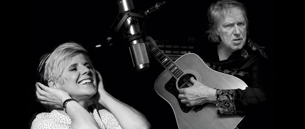 LickLab Akustik Session - Gunter Gabriel und Linda Feller