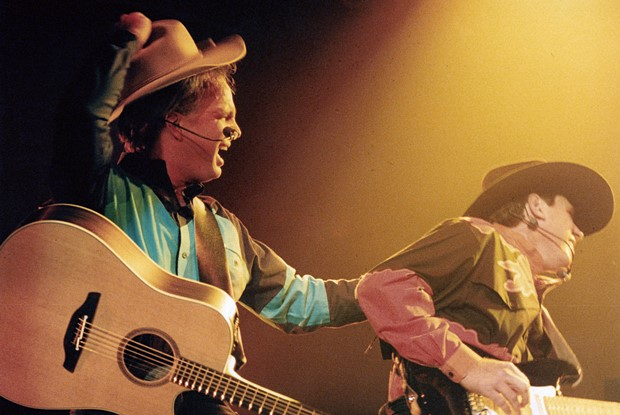 Garth Brooks - Westfalenhalle in Dortmund 1994