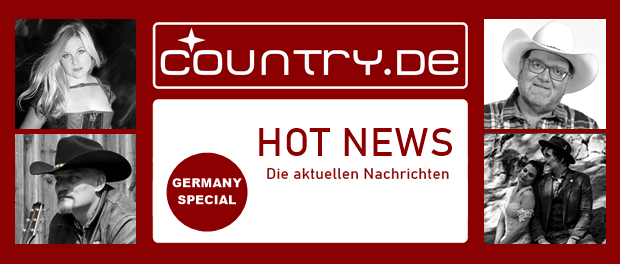 Country Music Hot News (Germany Special)