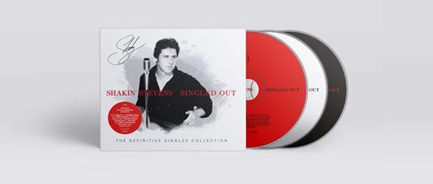 Shakin' Stevens - Singled Out