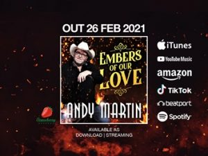 Andy Martin - Embers Of Our Love