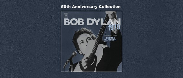 Bob Dylan - 1970, 50th Anniversary Collection