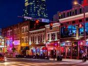 Broadway - Nashville, Tennessee