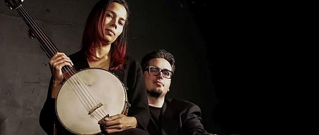 Rhiannon Giddens und Francesco Turrisi