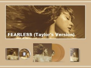 Taylor Swift - Fearless (Taylor's Version)