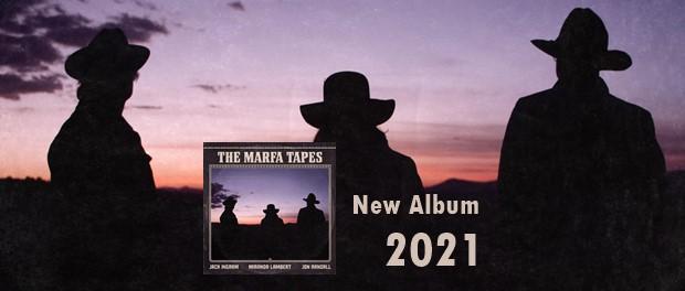 Jack Ingram, Miranda Lambert und Jon Randall - The Marfa Tapes