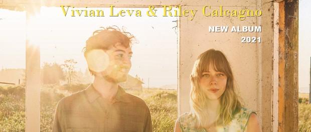 Vivian Leva & Riley Calcagno