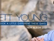 Brett Young - Weekends Look A Little Different These Days