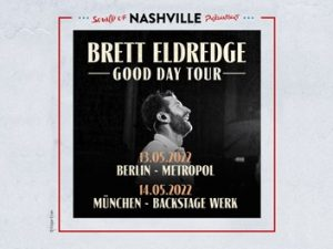 Brett Eldredge - Sound Of Nashville