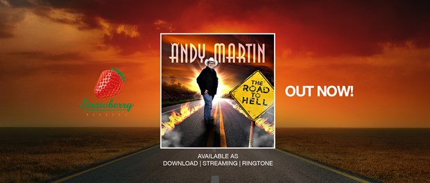 Andy Martin - The Road To Hell