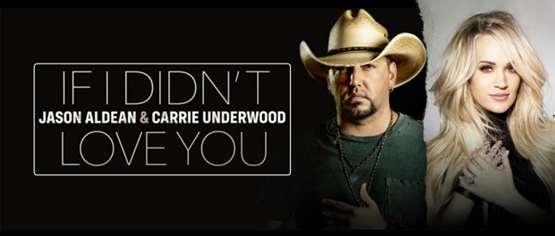 Jason Aldean & Carrie Underwood - If I Didn't Love You