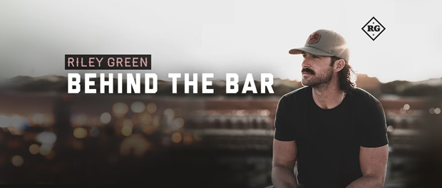 Riley Green - Behind The Bar