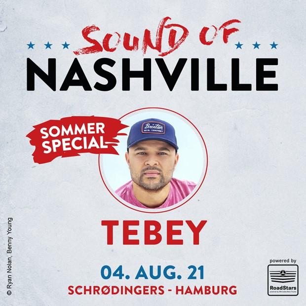 Tebey - Sound Of Nashville